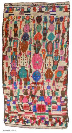 ourika urika tapis rug carpet maroc morocco berber berbère