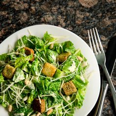 Caesar Salad. Enter The Melting Pot's new menu Pinterest contest for chance to win free fondue for a year or one of four 100-dollar Melting Pot gift cards!