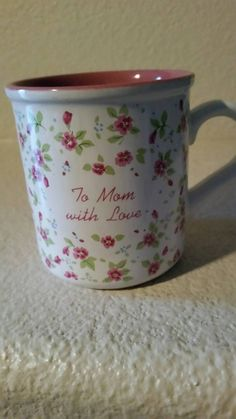 Check out this item in my Etsy shop https://www.etsy.com/listing/265432656/1985-enesco-to-mom-with-love-mug