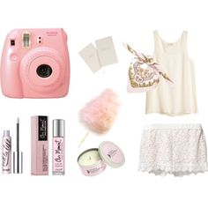 """""""PINK"""" by martiiwild on Polyvore"""