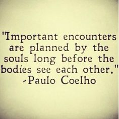 Favourite Author - Paulo Coehlo I believe this is true.