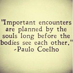 Favourite Author - Paulo Coehlo I believe this is true.