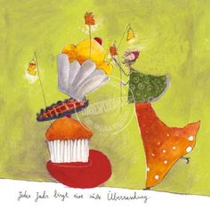 Beautiful card by Anne-Sophie Rutsaert