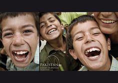 Laugh - Asia - Kids in Pakistan by galibert olivier, via Flickr