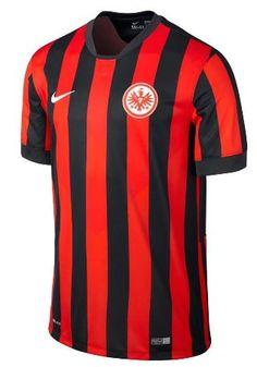 Eintracht Frankfurt home 2014/15