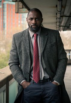 John Luther - BBC - Idris Elba - This show is absolutely phenomenal. Twists and turns and will shock you all the time. Go watch it!