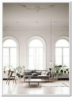 Арочные окна в декоре интерьера