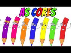 Ensinando os números para crianças - Teaching numbers to kids - YouTube