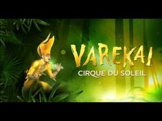 Varekai -- Cirque Du Soleil Complete Soundtrack - YouTube