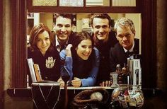 How I Met You Mother  <3 #himym #saudades