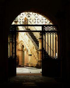 Staircase, Mdina, Malta