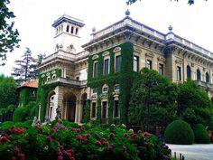 Villa Erba Lake Como | Villa Erba, lake Como. A girl can dream