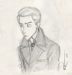 another Draco sketch :)
