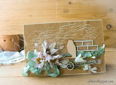 opko: Рукодільна хатинка, листівки ручної роботи, скрапбукінг