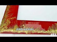 shikha kreations - YouTube Resin Art, Framed Art, The Creator, Youtube, Youtubers, Youtube Movies