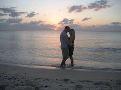 #Love #Beach #Sunset