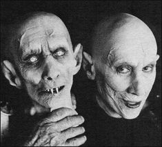 Reggie Nalder 'Kurt Barlow' in Salem's Lot Appeared in Horror Movies 'Mark of the Devil' 1970 & 'Mark of the Devil ll' a made for tv movie 'The Dead Don't Die' 'Dracula Sucks' 1978 and 'Zoltan, Hound of Dracula Creepy, Macabre, Movie Monsters, Movie Art, Vampire, Vampire Movies, Stephen King Movies, Nightmare, Nosferatu