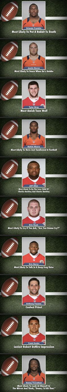 Jimmy Fallon puts accurate descriptions to pro football player profile pictures - http://limk.com/news/jimmy-fallon-puts-accurate-descriptions-to-pro-football-player-profile-pictures-411357729/