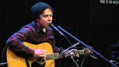 M. Ward - Poison Cup (Live in the Bing Lounge), via YouTube.