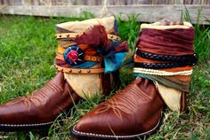 A friend's daughter makes these boots and sells them on Esty...are they terrific?