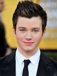 Chris Colfer (great author too!)