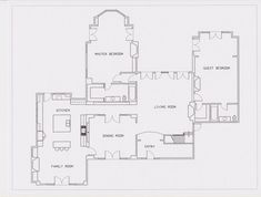 something's gotta give house floor plan - Google Search