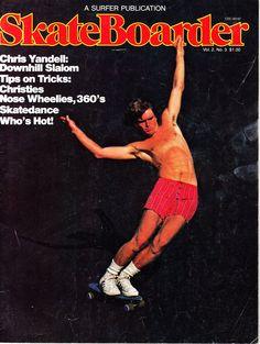 Skateboarder Magazine Vol 2 No 3