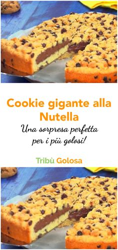 Nutella Biscuits, Cookies Et Biscuits, Burritos, Biscotti, Sweet Recipes, Banana Bread, Buffet, Bakery, Easy Meals