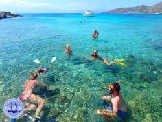 schnorchelen-auf-kreta-im-elounda-bay-3 Crete Greece, Island, Outdoor Decor, Islands
