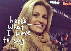 Erin Andrews Sounds Off On Her Legal Victory Against Marriott Hotels!