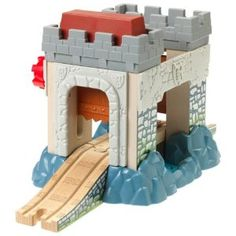 Thomas & Friends Wooden Railway - Rolf's Castle Bridge  byLearning Curve    Price:$79.99