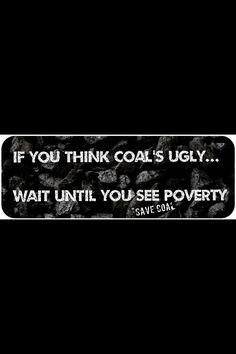 Wait til you see poverty.