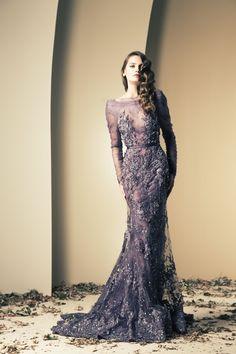 Ziad Nekad Haute Couture Fall-Winter 2013-2014 #topshoppromqueen
