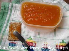 Carlas Wonderland: Marmelada de Pêra