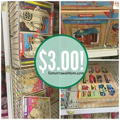 "I'm a sucker for wood toys for my kids they non toxic and durable. This week my Target added new items to the ""Dollar Spot"" and I found a great surprise $3.00 wood puzzles. . .  No Better time than now to stock up on these puzzles for the kids! . . Go check it out your Target!! . #couponcommunity #motherhood #woodtoys #gifts #crunchymama #target #tomorrowsmom"