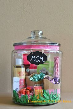Ideas birthday diy cheap homemade gifts for 2019 Easy Diy Mother's Day Gifts, Diy Gifts To Make, Diy Mothers Day Gifts, Mother's Day Diy, Gifts For Father, Gifts For Kids, Happy Mothers, Mothers Day Present, Present For Mom
