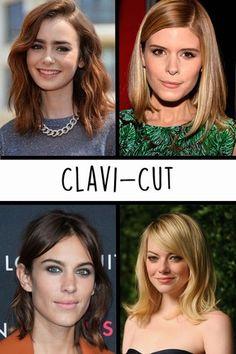 Clavi-Cut: die Trendfrisur aus Hollywood - Clavi-Cut