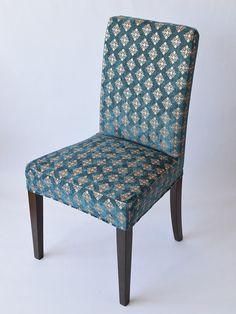 Ikea henriksdal chair slipcover 002 couverture de chaise stuhlbezug stoel bedekking cubierta de - Stuhl turkis ikea ...