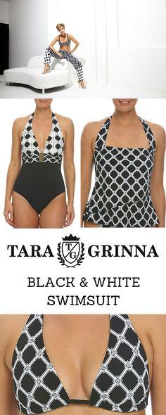 33cb110d2901f Bestselling Swimwear from Tara Grinna. White TankiniTankini TopCruise  FashionBeach ...
