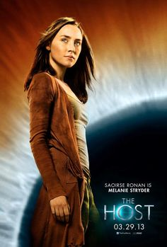 Movie Review: THE HOST (2013) | rating: 4 out of 5 | http://www.cherrydragon.net/2013/04/review-host-2013.html