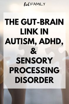 Is there a gut-brain link in children with Autism, ADHD, and Sensory Processing Disorder? Check out what over 55 scientific studies reveal about the gut-brain axis and kids with special needs. Learn about leaky gut, candida, and so much more in this in-depth look at gut health and special needs. Plus, get the top tips on improving gut health in kids with Autism, ADHD, and Sensory Processing Disorder. Read now or save for later. Sensory Disorder, Sensory Processing Disorder, Autism Parenting, Parenting Advice, Tight Junction, Candida Overgrowth, Brain Connections, Improve Gut Health, Gut Brain