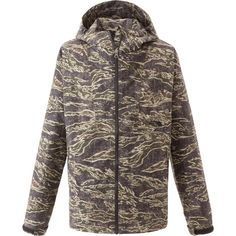 the north face novelty compact jacket tigercamo