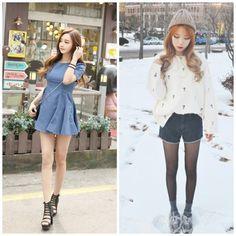 2014 Korean Fashion Trend: Always be simple!