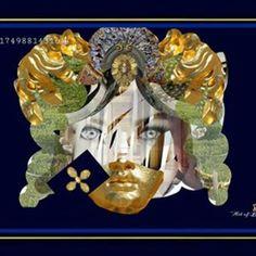 Art of BlueStar - Barock XLIX. - Barock /Versailles, Fotocollage