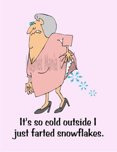 Metal Magnet Man so Cold Outside I Just Farted Snowflakes Family Friend Humor for sale online Funny People, Funny Things, Funny Stuff, Funny Picture Quotes, Funny Quotes, Fart Humor, Happy Birthday Meme, Message Board, Funny Relatable Memes