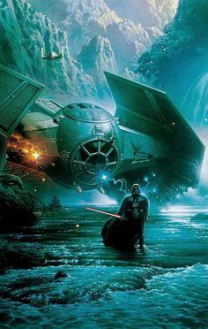 Famous Last Words - Star Wars Fan Art, Star Wars Film, Nave Star Wars, Star Wars Meme, Star Wars Toys, Star Wars Poster, Star Wars Darth, Jouet Star Wars, Anakin Vader