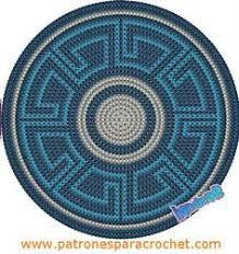 Resultado de imagen para base para mochila wayuu