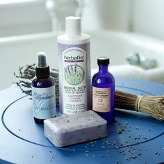Twitter Aromatherapy Products, Herbalism, Shampoo, Essential Oils, Personal Care, Twitter, Bottle, Lavender, Flask