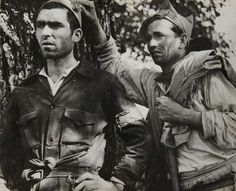 Robert Capa, Spanish Civil War, 1936-1937