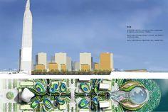Suzhou Bay Landscape & CBD Underground Space | Suzhou China | Tract, FKA and SIAD World Landscape Architecture